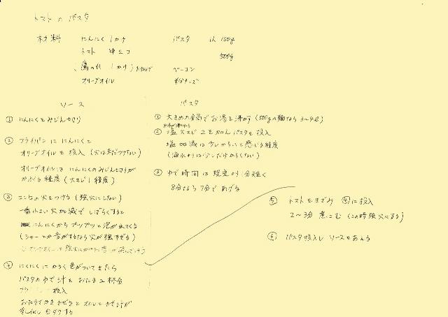 レシピ003